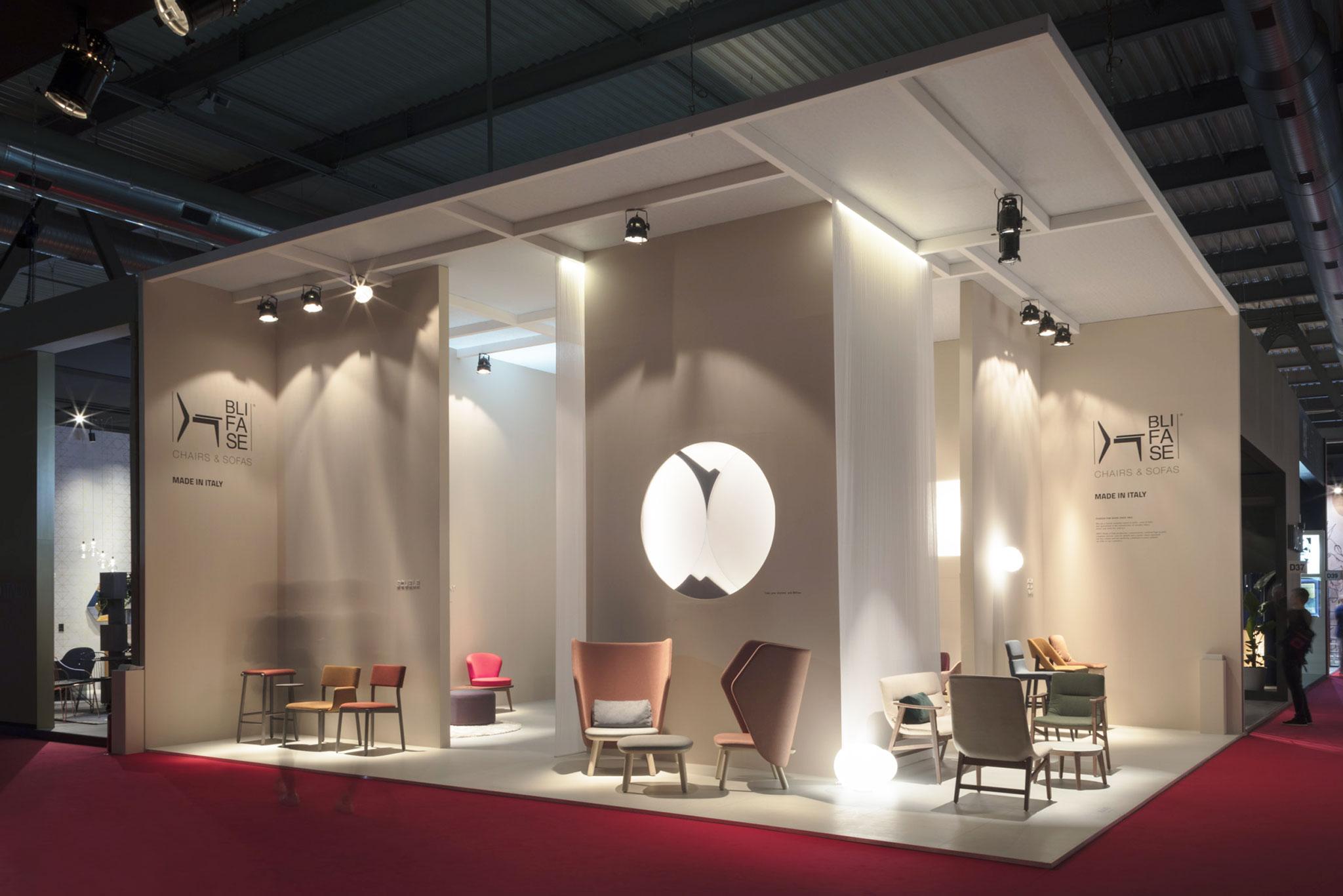 stand salone mobile Milano Blifase_MAdeMA studio